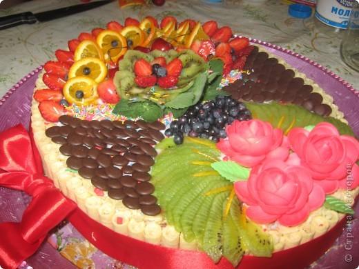 Тортик на день рождения!) фото 4