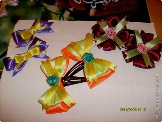 вот такой урожай заколочек собрала для своих племяшечек :) завтра поеду дарить :) еще и коробочки красивенькие сделала им для всего этого богатства, но фотать не стала :) фото 7