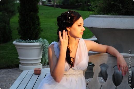 Платье в греческом стиле фото 4
