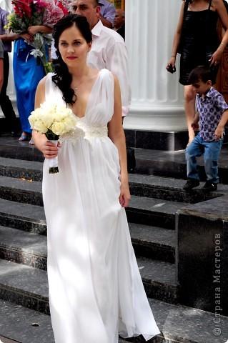 Платье в греческом стиле фото 1