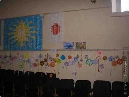 Поздравляю всех с Днем учителя! Это опять я , и опять с выставкой! Выставка как раз и посвященна Дню учителя. Проводилась в Доме культуры. С 30 сентября по 02 октября. фото 2