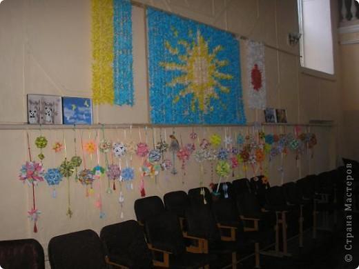 Поздравляю всех с Днем учителя! Это опять я , и опять с выставкой! Выставка как раз и посвященна Дню учителя. Проводилась в Доме культуры. С 30 сентября по 02 октября. фото 3