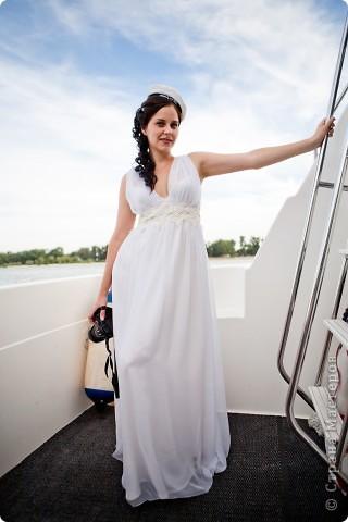 Платье в греческом стиле фото 7