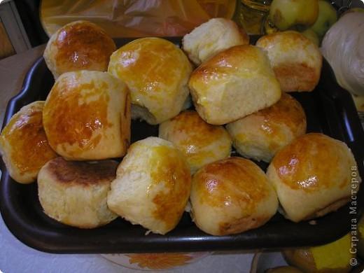 Всем привет! некоторые моменты кулинарии для детишек! Яблочки фаршированные сыром! фото 4