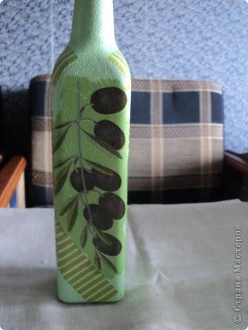 Встречала такую бутылочку в стране мастеров, очень понравилась, решила повторить. фото 7