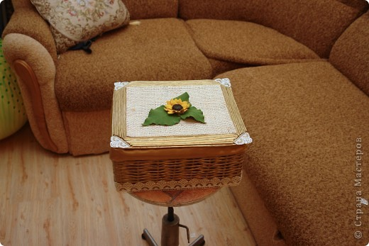 Плетение + лепка фото 3