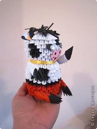 мои работы из модульного оригами фото 12