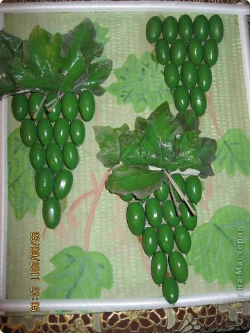а у нас вырос виноград фото 1