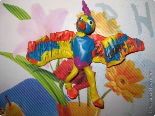 """Птица счастья 2""""б"""" фото 2"""