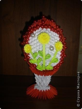 мои работы из модульного оригами фото 14