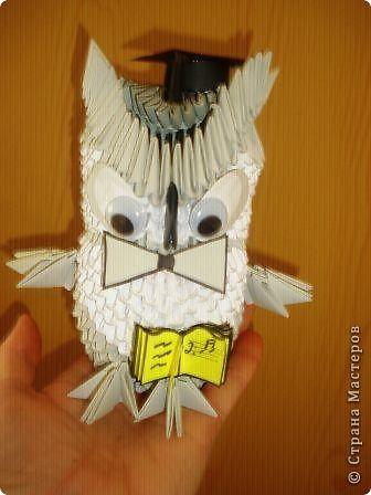 мои работы из модульного оригами фото 22