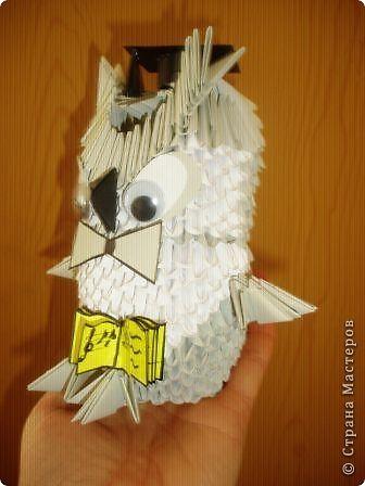 мои работы из модульного оригами фото 23