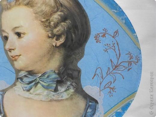 """Жан Батист Перроно """"Портрет неизвестной девушки"""". Косяков, конечно много, но так нехочется смывать... фото 6"""