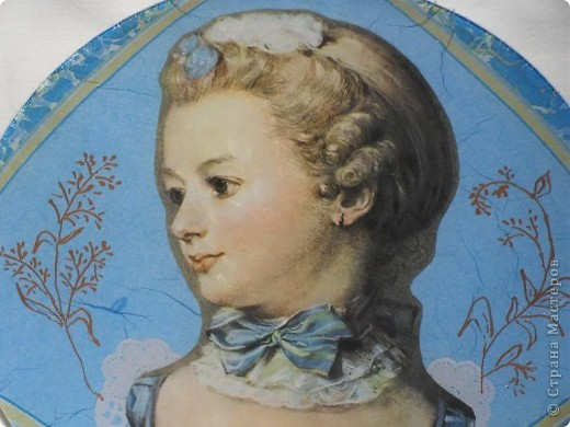 """Жан Батист Перроно """"Портрет неизвестной девушки"""". Косяков, конечно много, но так нехочется смывать... фото 5"""