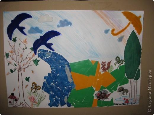 """Осенние поделки 2""""б"""" фото 10"""
