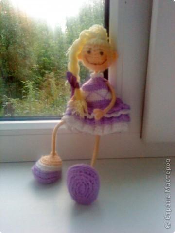 Забавная куколка фото 3