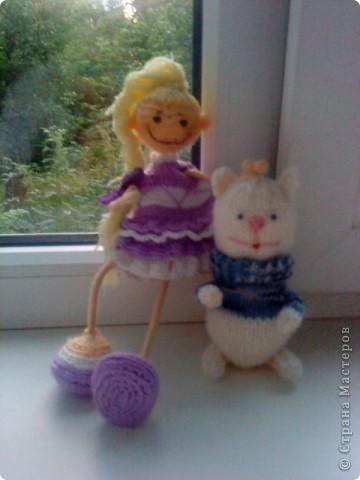 Забавная куколка фото 4