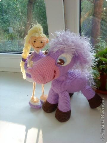 Забавная куколка фото 1