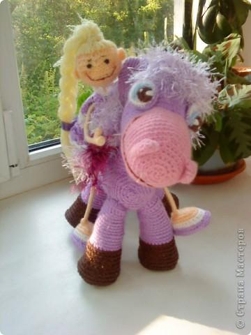 Забавная куколка фото 2