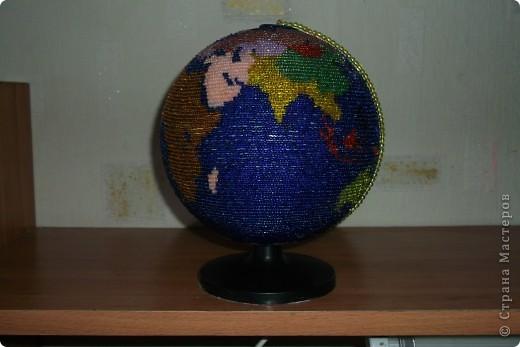 Глобус № 2