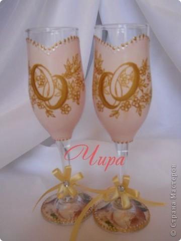 """Здравствуйте,дорогие рукодельницы! Сделала набор на 10 летний юбилей свадьбы,называемый """"Розовой свадьбой"""". Использован сюжет """"Амур и Психея в детстве"""" Бугро. фото 4"""