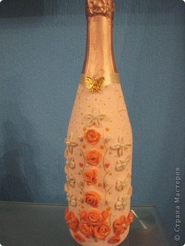 Бутылочка в подарок фото 1