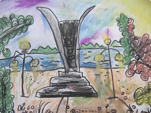 Света Денисова. Монумент Дружбы народов. фото 1