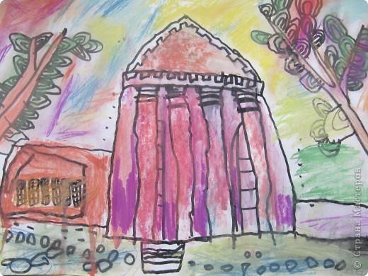 Света Денисова. Монумент Дружбы народов. фото 4