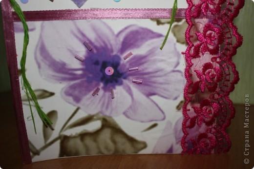 моя первая открытка маме на д.р. фото 3