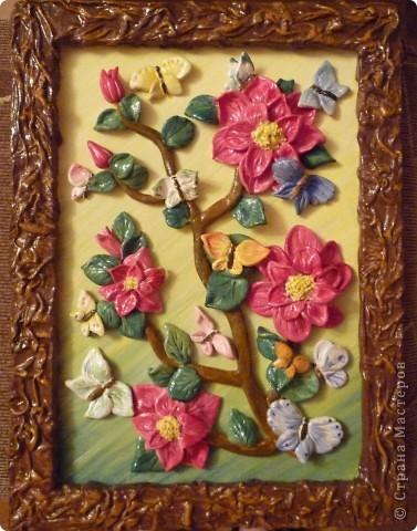 Спасибо Ларисе Ивановой за творчество, которое вдохновляет! Получились у меня вот такие бабочки. Насколько смогла, повторила.