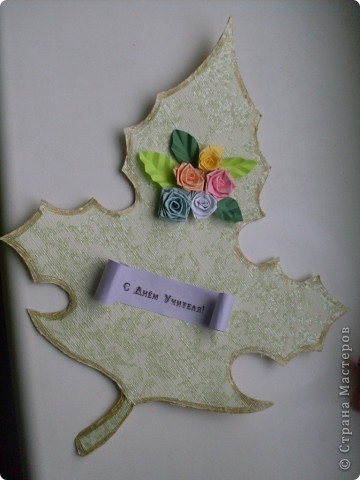 на эту открытку вдохновила Ольга Ольшак http://stranamasterov.ru/node/95879 фото 4