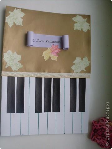 на эту открытку вдохновила Ольга Ольшак http://stranamasterov.ru/node/95879 фото 9