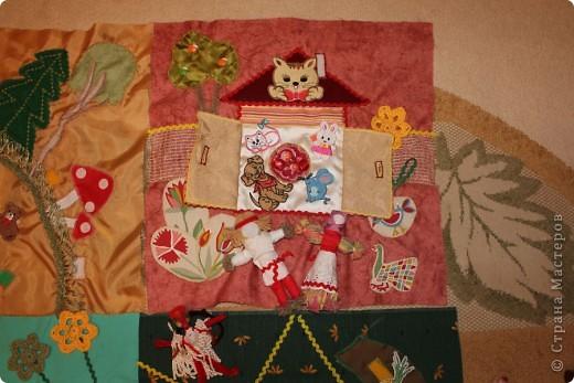 Детский развивающий коврик фото 10