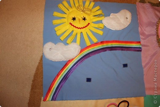 Детский развивающий коврик фото 3