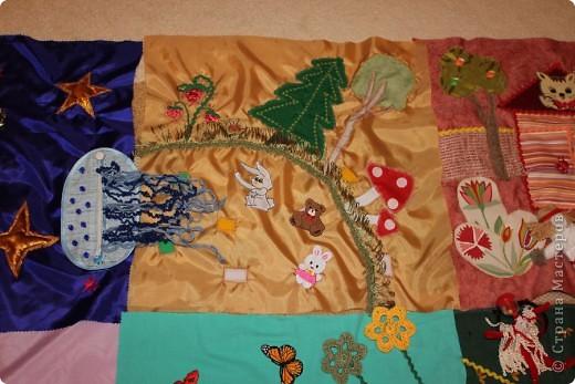Детский развивающий коврик фото 6