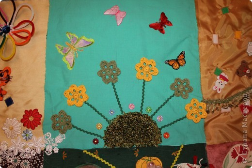 Детский развивающий коврик фото 7