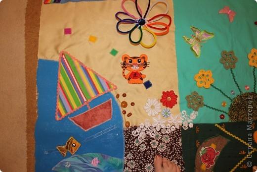 Детский развивающий коврик фото 8