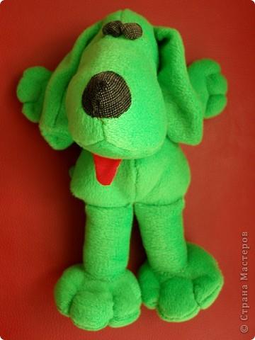 ворона Каркуша (игрушка-узелок) фото 2