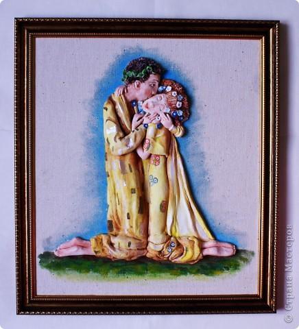 Поцелуй (по куклам Ольги Егупец) фото 2