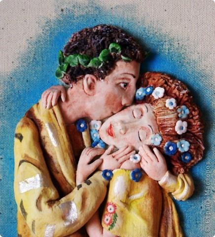 Поцелуй (по куклам Ольги Егупец) фото 1