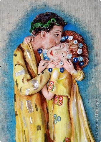 Поцелуй (по куклам Ольги Егупец) фото 4