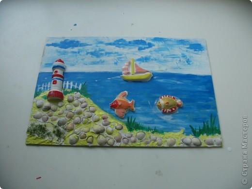 Морские пейзажи фото 2