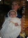 Крестильное платье для малышки фото 1