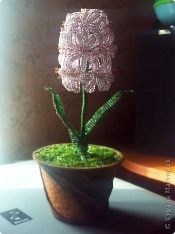 Декор предметов Бисероплетение Декупаж Просто так Бисер Бутылки стеклянные Ткань фото 2.