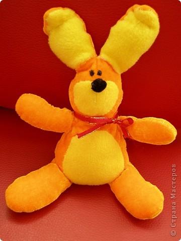 ворона Каркуша (игрушка-узелок) фото 3
