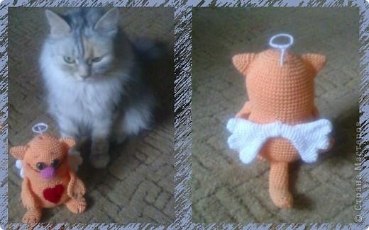 Кошачий ангел-хранитель фото 2