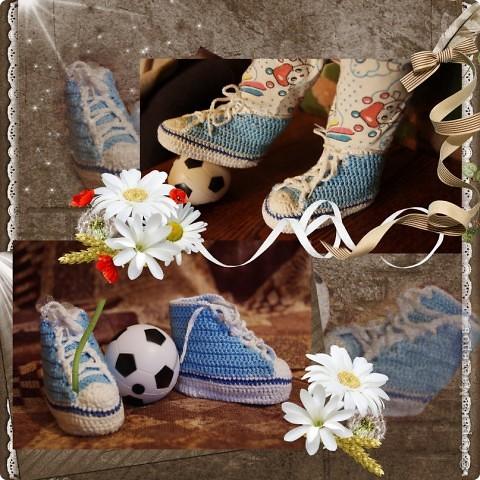 Кеды для юных футболистов фото 2