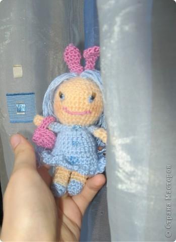 Малышка-Зайка с лукошечком:) фото 2