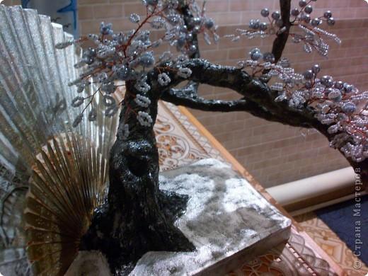 """Мастера,очень хотелось бы услышать ваше мнение по этому дереву. Я его назвало """"мечты о Париже""""))) фото 3"""