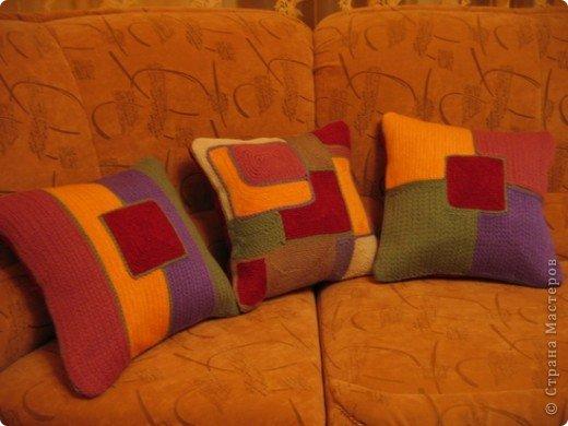 Диванные подушки фото 1
